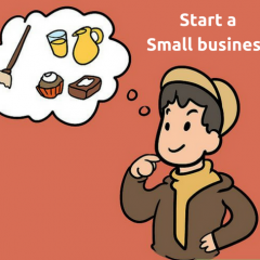Start a Small business in just 10 careful steps