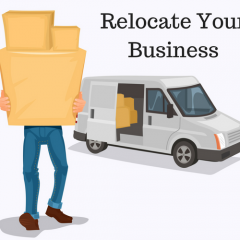 Plan beforehand to relocate your business with ease