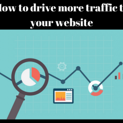 How to drive more traffic to your website with the use of right SEO technique