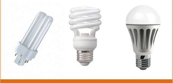 Fluorescent Vs CFL Vs LED Lamps – Which One is Best