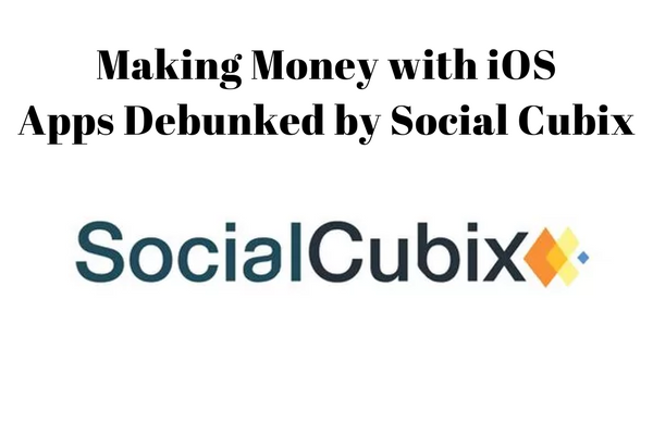 Making Money with iOS Apps