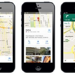 Apple returns to Google Maps after widespread ridicule