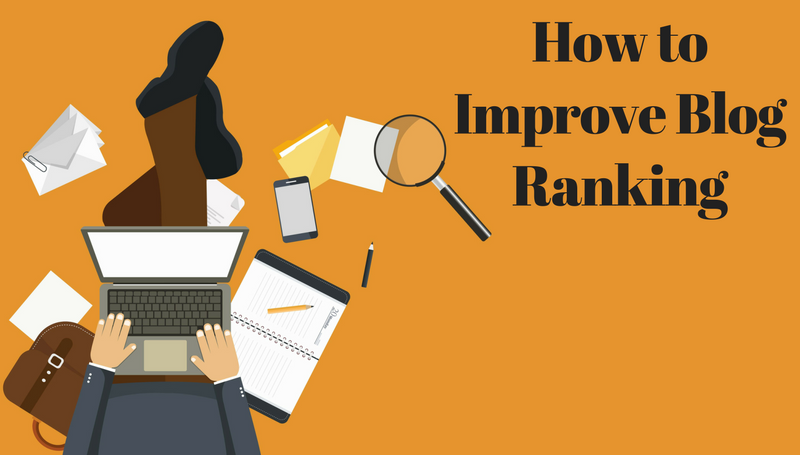How to Improve Blog Ranking