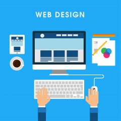 How to find suitable services for web design?