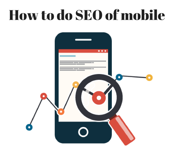How to do SEO of mobile