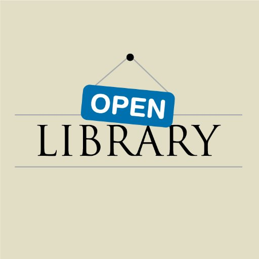 Open Library best alternative site to Bookzz.org