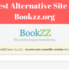 What's an best alternative site to Bookzz.org ?