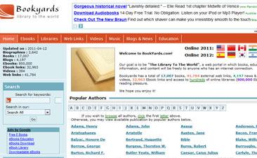 bookyards-best alternative site to Bookzz.org