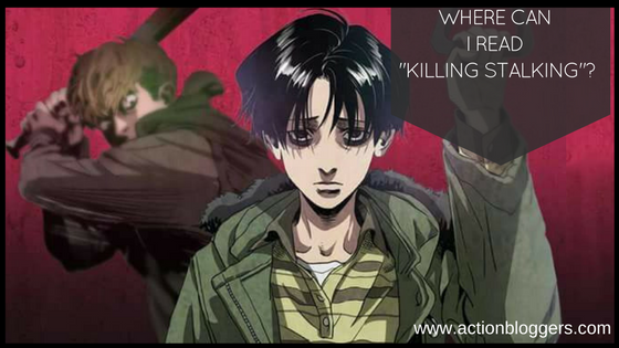 Where can I read Killing Stalking