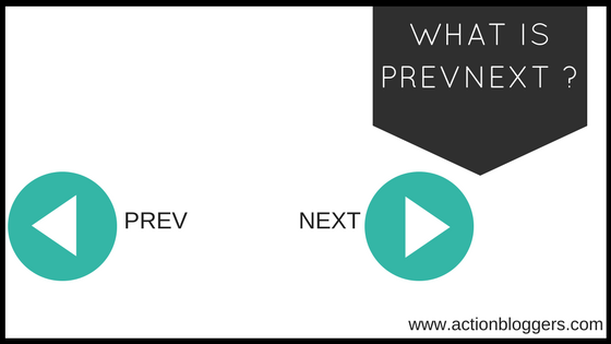 What is PrevNext