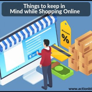 Things to keep in mind while Shopping Online