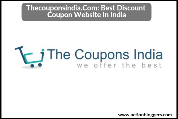 Thecouponsindia.Com Best Discount Coupon Website In India