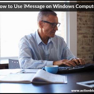 How to Use iMessage on Windows Computers