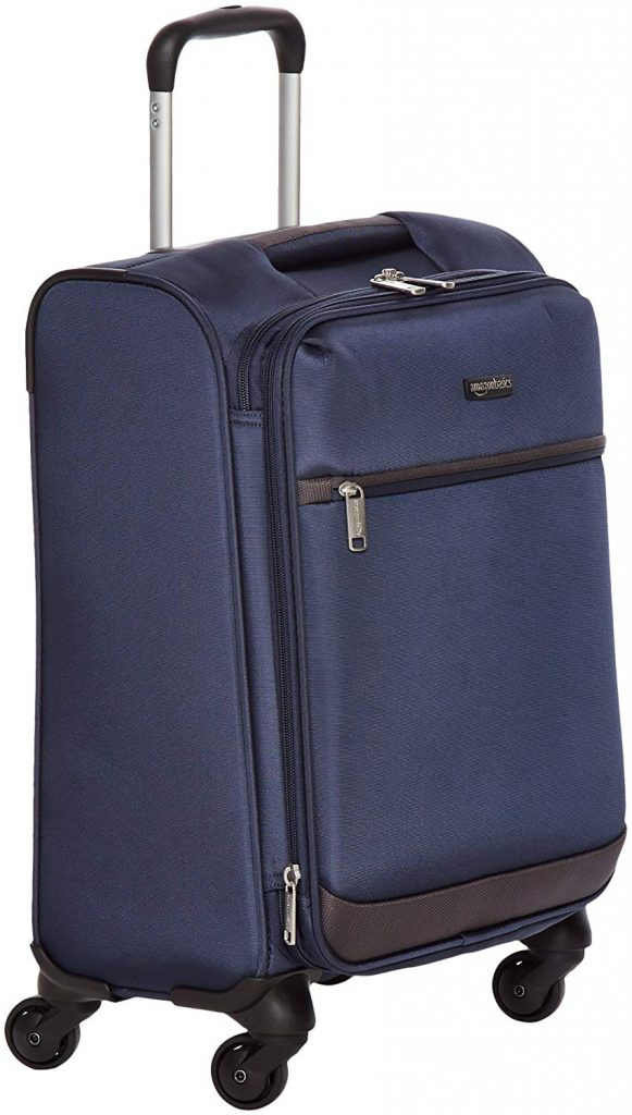 AmazonBasics Luggage Set Black Friday Deals
