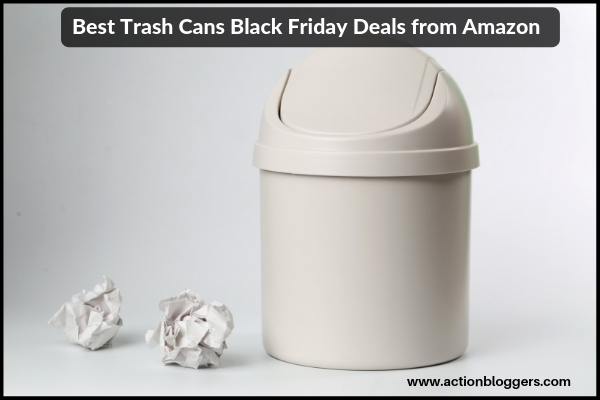 Best Trash Cans Black Friday Deals From Amazon Updated 2020