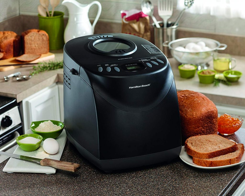 hamilton bread maker black friday sale