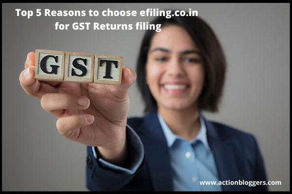 reasons-to-choose-efiling-gst-returns-filing