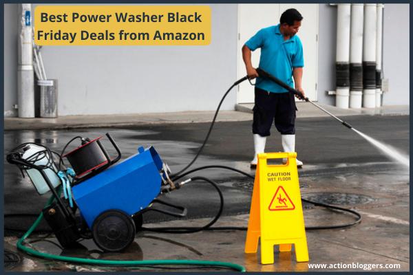 best-power-washer-black-friday-deals -amazon
